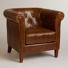 I want two of these in the dining room, facing the bay windows. Essex Chair | World Market