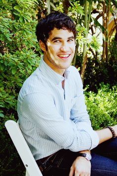 Darren Criss.  offensively attractive.