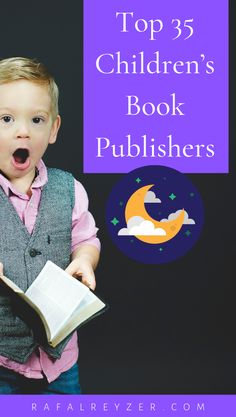 Do you have a manuscript or you're looking for amazing book publishers? You're in the right place. Here you'll find a list of the top 35 children's books publishers across the US, Canada, and the UK. Included are submission guidelines and contact info. Writing Kids Books, Book Writing Tips, Fiction Writing, Writing Skills, Writing Ideas, Best Children Books, Childrens Books, Children's Book Publishers, Apps