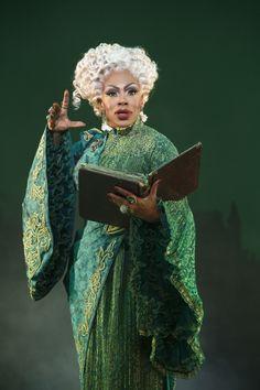 First Look at Sheryl Lee Ralph as Madame Morrible in Wicked (Sheryl Lee Ralph plays her first performance as Madam Morrible November 1)