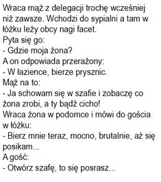 28 dowcipów i żartów z podtekstem erotycznym – Demotywatory.pl Wtf Funny, Motto, Jokes, Good Things, Sayings, Humor, Marriage, Funny Pics, Husky Jokes