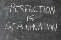 Is Your Need For Perfection A Roadblock? - http://michelleprince.com/need-for-perfection-roadblock/