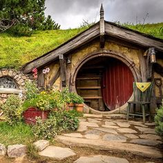 The Shire, Hobbiton, Middle Earth