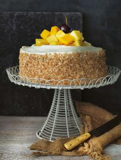 Nata CakeRrecipe by Claire Clark | Cooked