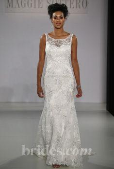 Maggie Sottero Wedding Dresses - Fall 2013 | Bridal Runway Shows | Wedding Dresses and Style | Brides.com | Brides