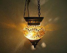 Orange moroccan lantern Orange mosaic hanging lamp glass chandelier light turkish candle holder h 87 handmade_antiques http://www.amazon.com/dp/B01EHTFSS8/ref=cm_sw_r_pi_dp_MX2fxb19A4ECA