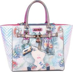 Nicole Lee New York New York Print Tote Bag New York 2 - via eBags.com!