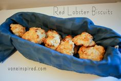 RECIPE FAVOURITE – RED LOBSTER BISCUITS