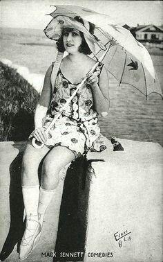 Mack Sennett Bathing Beauties 1914