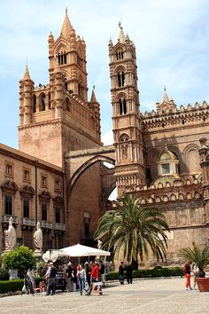 Cattedrale - Palermo, Sicily Italy
