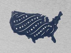 ERLC Shirt by Jason Wright
