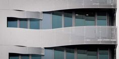 perforated metal architecture - Google Search