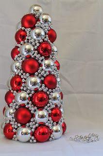 25 Days of Christmas - Ornament Tree