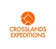 Logotipo de Crosslands Expeditions, submarca para expediciones de Crosslands Education