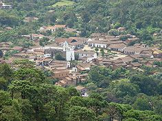San Sebastian del Oeste - Mexico. Old mining town founded in 1605 during the Spanish colonial period.
