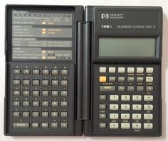 Hewlett Packard HP 19B II Business Consultant II Calculator - Tested Working #HP
