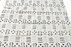 MC168- Authentic West African Mudcloth