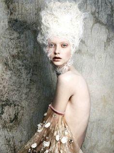 Vogue Germany April 2014 by Daniele Duella and Iango Henzi