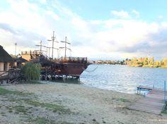 Pirátska loď Lobster Senec