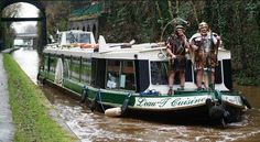 Enjoy High Tea on the Mill Hotels Dining Canal Boat