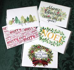 Christmas Card Bundle Daughter Zion Designs