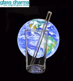 Earth Day 2013  How to get a free glass straw?  Sign up for the newsletter!