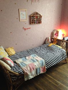 Chambre de Capucine