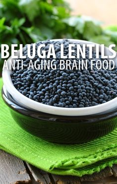 Dr Oz featured three foods you can use for anti-aging benefits throughout your body, including Shichimi Togarashi, the grain Teff, and Beluga Lentils. http://www.recapo.com/dr-oz/dr-oz-diet/dr-oz-beluga-lentils-teff-review-shichimi-togarashi-spice-powder/