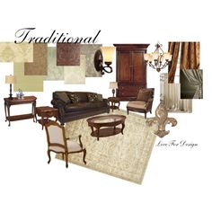 """""""Traditional"""" by livefordesign on Polyvore"""