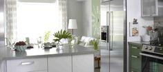 More green kitchen