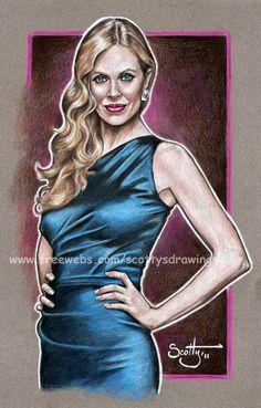 True Blood: Pam Artwork by scotty309