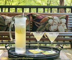 Limoncello Lemonade Cocktail Recipe