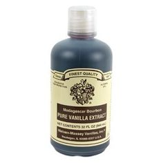 Nielsen-Massey 32 oz. Madagascar Bourbon Pure Vanilla Extract
