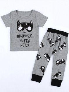Mommy's Super Hero. Cute!