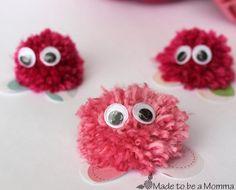 Pom Pom Love Monsters - Made To Be A Momma