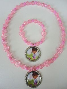 Doc McStuffins Children's Jewelry Beaded by AccessoryBoutique, $12.95