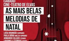 """""""As Mais Belas Melodias de Natal"""" no Cineteatro, a 27 de Dezembro"""
