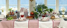 Lovely Christmas table by Shyness Interior.