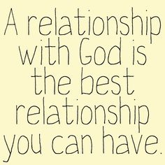 and must be the foundation of a lasting marriage