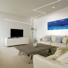 TruLine .5 Plaster-In LED System | Pure Lighting...