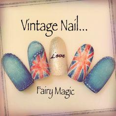 Beauty Salon 〜Fairy Magic〜さんのネイルデザイン NAILPLUSコンテスト, 春ネイル2015, デニムのネイル NAIL+(ネイルプラス)- http://nailplus.me/mode/pics/detail/fdpe1 #ネイルプラス初ネイル