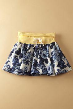 Right Bank Babies skirt