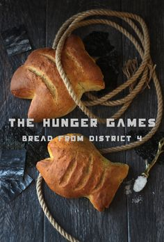 The Hunger Games: Bread from District 4 Recipe
