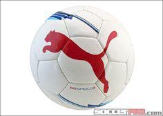 Puma evoSPEED 3 Soccer Ball - White with Blue...$23.99