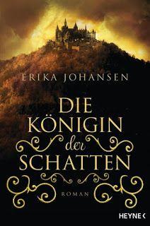 Book Loft - Two for books: Erika Johansen - Die Königin der Schatten