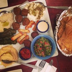 Gazala's Place 709 9th Ave, New York, NY 10019   Diners, Drive-ins and Dives  Aired on 06/18/2012 Episode: International Eats  Druze way of perfecting the pita. Business Hours:      Monday 4:00 AM - 3:59 AM Tuesday 4:00 AM - 3:59 AM Wednesday 4:00 AM - 3:59 AM Thursday 4:00 AM - 3:59 AM Friday 4:00 AM - 3:59 AM Saturday 4:00 AM - 3:59 AM Sunday 4:00 AM - 3:59 AM