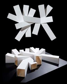 archimodels:  © carmody groarke - studio east dining - london, uk - 2010