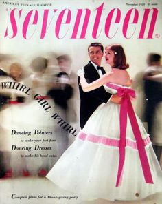 November 1959 cover with the late Elinor Rowley