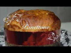 Panettone - Receta Thermomix - para Navidad - Recetas de Cocina por Chef de mi Casa.com - YouTube
