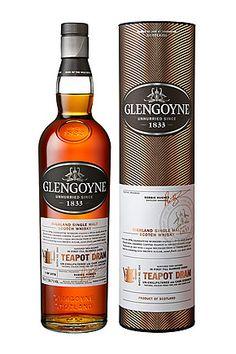 The Teapot Dram 4 Glengoyne Highland Single Malt Scotch Whisky - Glengoyne Distillery